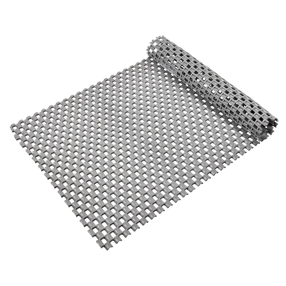 Коврик-дорожка Vortex Шашки, противоскользящий, цвет: серый, 0,9 х 10 м391602Коврик-дорожка из ПВХ повышенной твердости и износоустойчивости препятствует скольжению, эффективно защищает помещение от влаги и грязи. Легко укладывается на поверхность любой формы и площади. Легко чистится и моется. Подходит для использования в быту и в помещениях с высокой проходимостью.