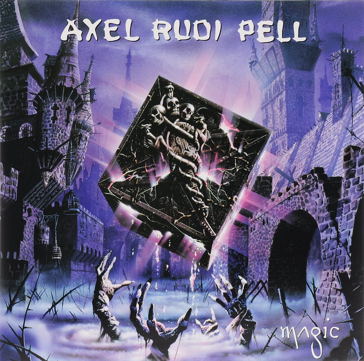Аксель Руди Пелл Axel Rudi Pell. Magic (2 LP) rudi hilmanto local ecological knowledge