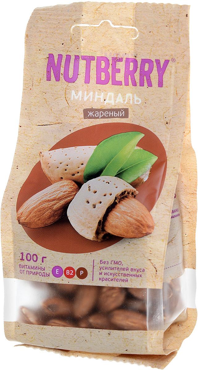 Nutberryминдальжареный,100г0120710Миндаль - чудесный орех, который имеет насыщенный, легкий и чуть горьковатый вкус. Польза миндаля: полезен при гипертонии, кроме того миндаль рекомендуют всем лицам, достигшим тридцатилетнего возраста, в качестве профилактического средства от атеросклероза при повышенном уровне холестерина.
