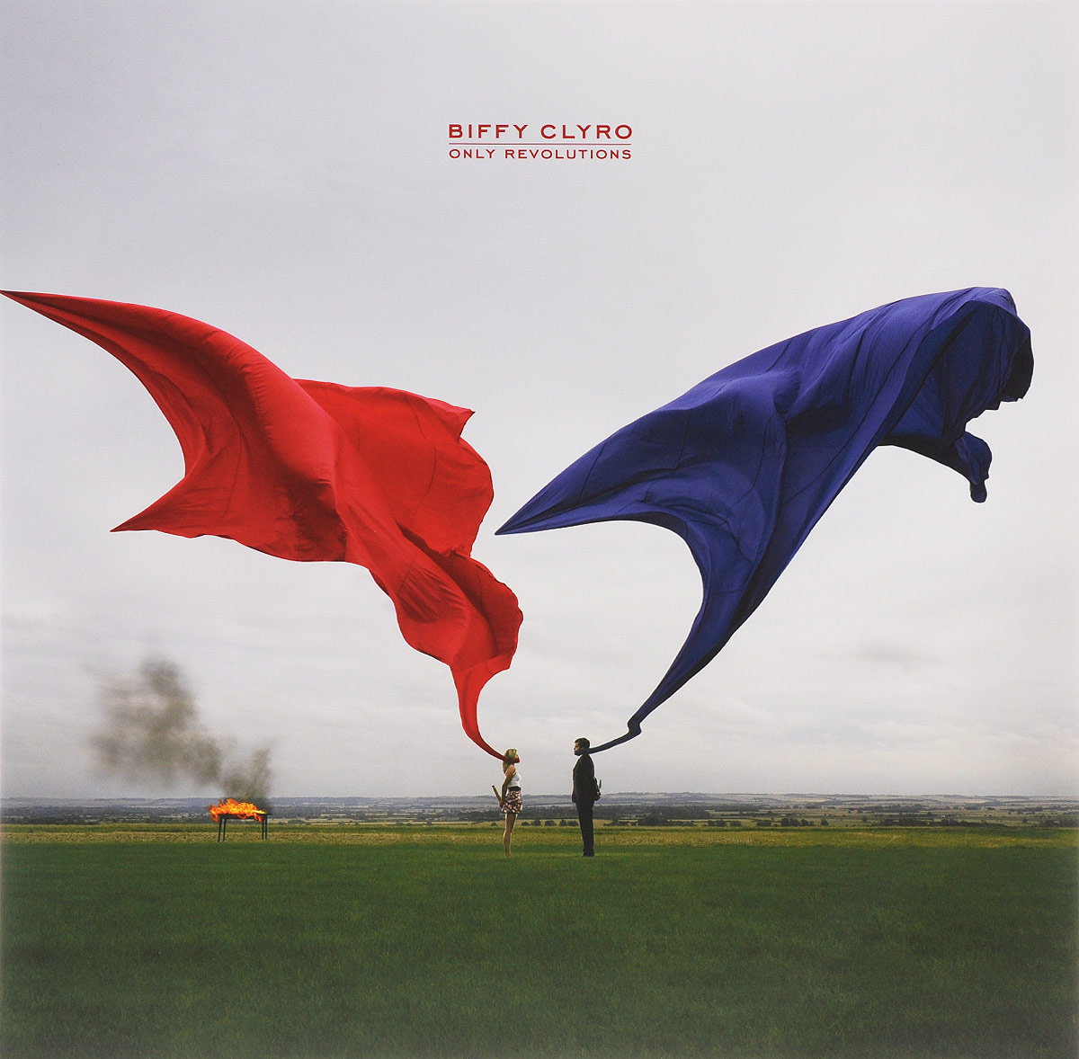 Zakazat.ru Biffy Clyro. Only Revolutions (LP)
