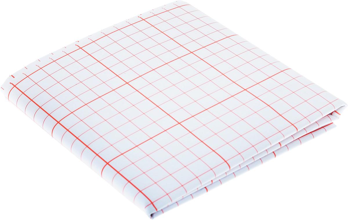 Разлинованная квадратами бумага Hemline, 87 х 61 см, 3 листа09840-20.000.00Разлинованная квадратами бумага Hemline позволяет легко создавать оригинальные узоры и дизайны, выкройки, рисунки для аппликаций, шаблоны для пэчворка и квилтинга. Квадраты 5х5 см отмечены полужирной линией; обычными линиями отмечены квадраты 1х1 см.