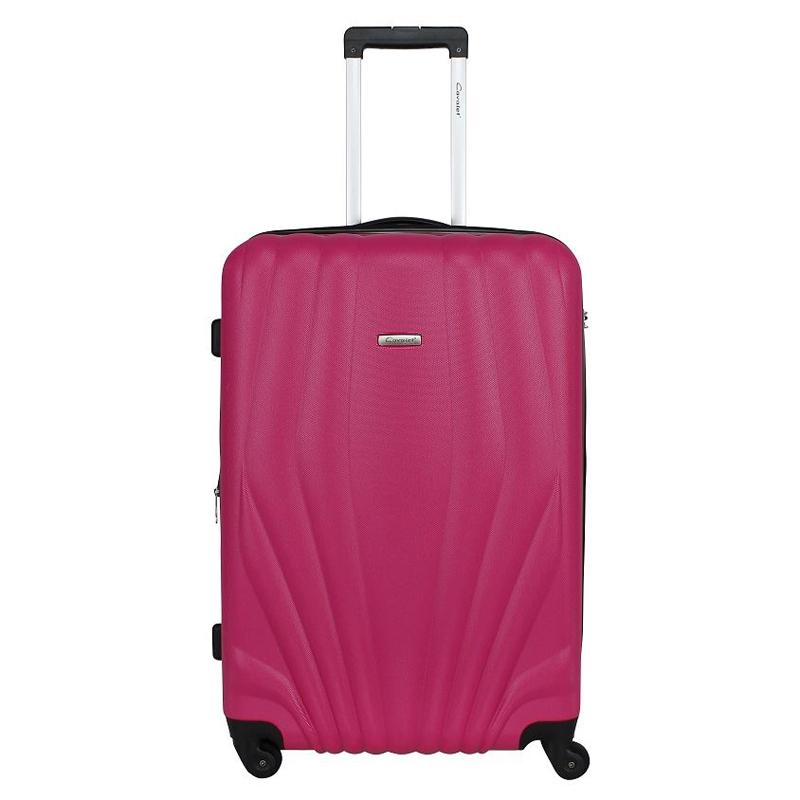 """Чемодан-тележка Cavalet """"Orlando"""", 108 л, цвет: розовый. 844-70-82"""