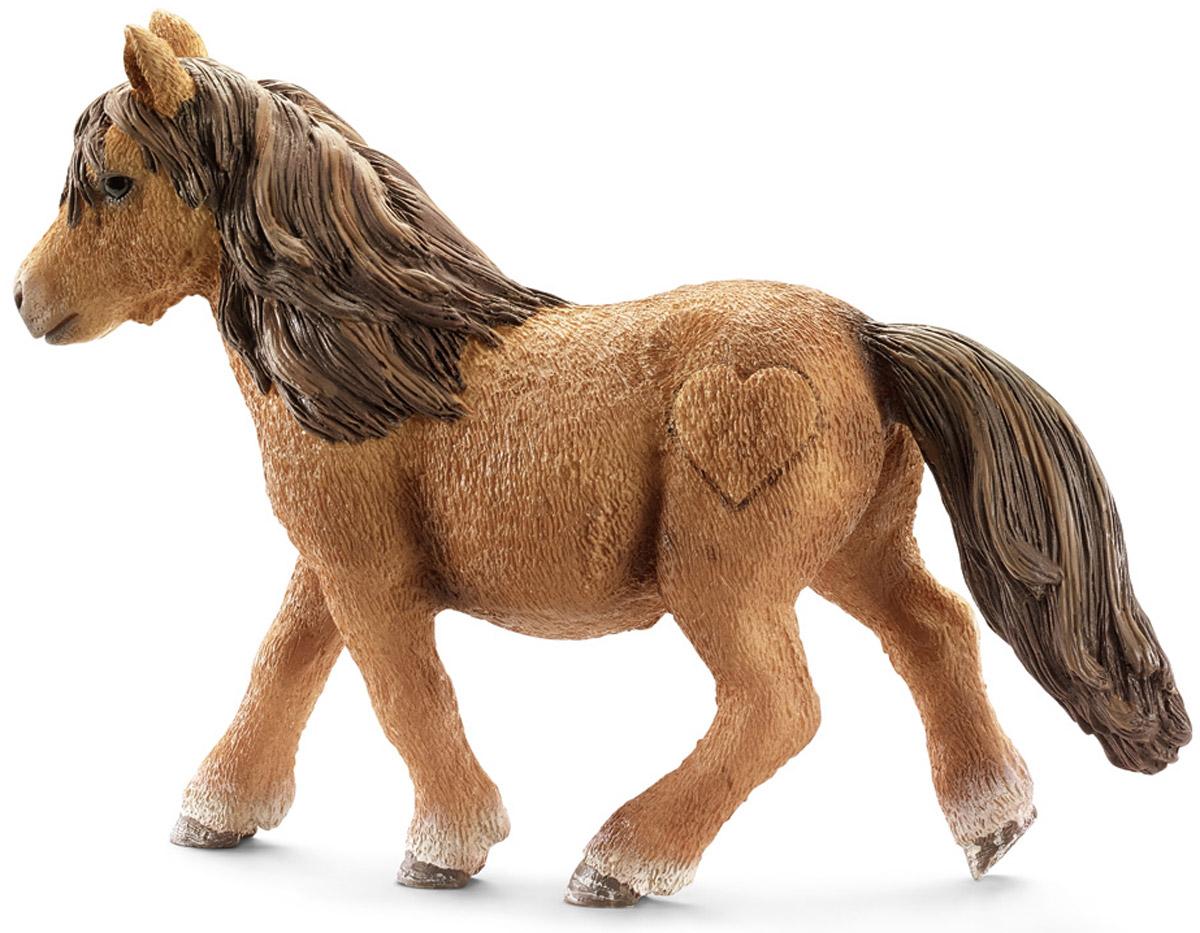 Schleich Фигурка Шетландская кобыла schleich исландский пони кобыла