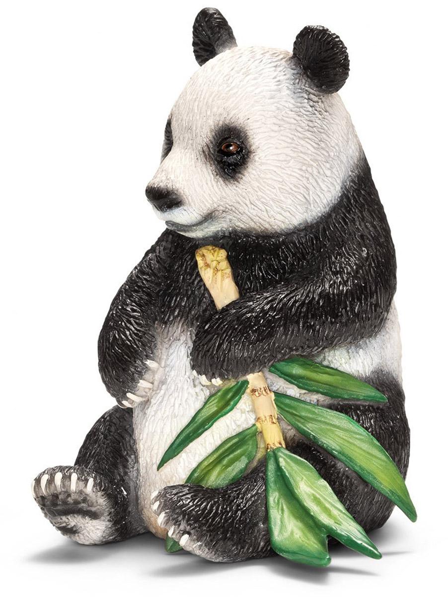 Schleich Фигурка Панда 14664 фигурки игрушки schleich панда детеныш играет