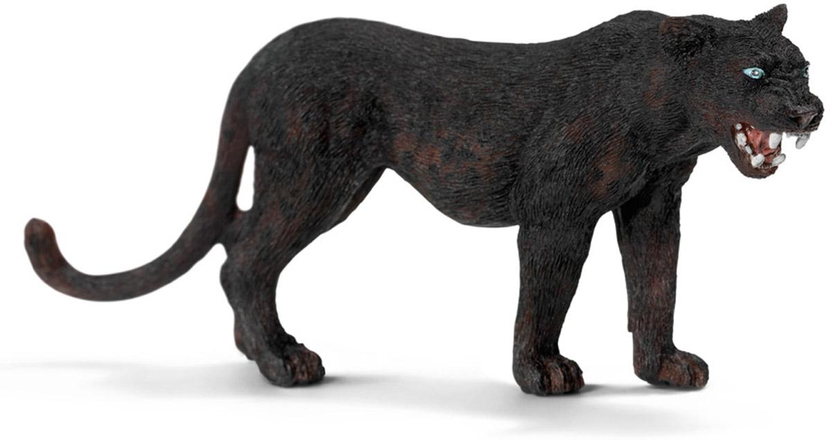 Schleich Фигурка Черная пантера  игровые фигурки schleich игровая фигурка черная пантера