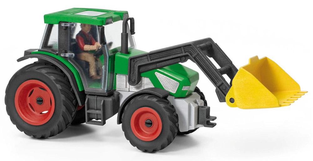 Schleich Трактор с водителем