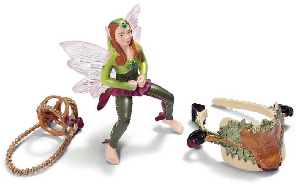 Schleich Фигурка Лесная эльфийка-наездница фигурки игрушки schleich лесная эльфийка наездница