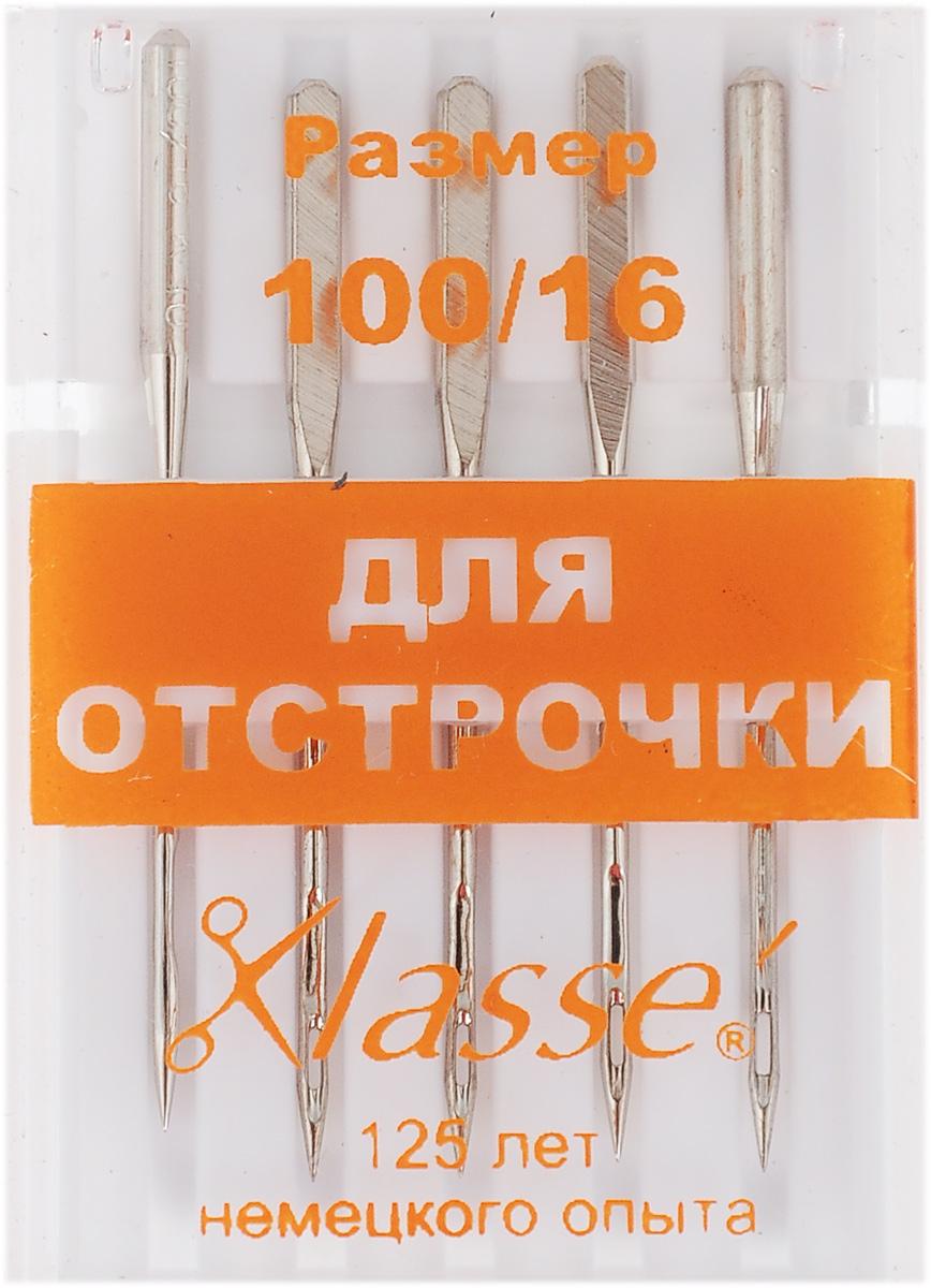 Иглы для бытовых швейных машин Hemline, для отстрочки, с увеличенным ушком, №100, 5 штTD 0350Игла Hemline применяется для выполнения качественной отстрочки толстыми и декоративными нитями: армированными, шерстяными или нитями в два и более сложения. Имеет удлиненное ушко и тонкое, остро заточенное острие. Легко прокалывает несколько слоев материала, предотвращая пропуск стежков, что особенно важно для качественно сшитого изделия.Размер: №100/16. Количество: 5 шт.