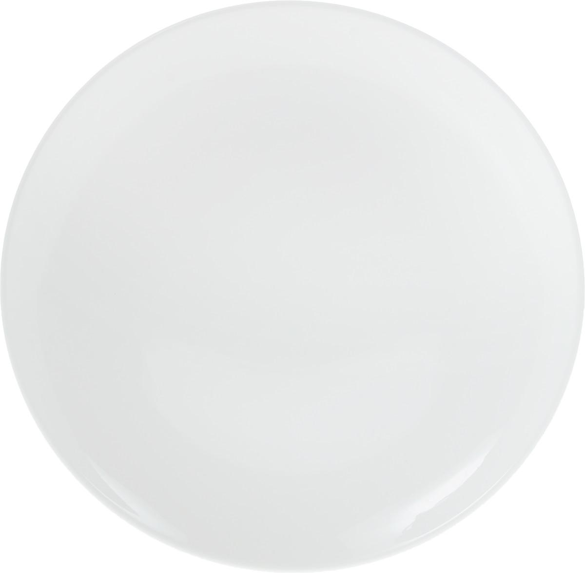 Блюдо Wilmax, диаметр 30,5 см. WL-991024 / A94672Оригинальное блюдо Wilmax, изготовленное из высококачественного фарфора, прекрасно подойдет для подачи нарезок, закусок и других блюд. Оно украсит ваш кухонный стол, а также станет замечательным подарком к любому празднику.