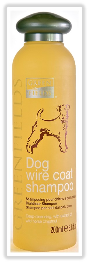 Шампунь Greenfields, для жесткошерстных собак, 200 мл шампунь либридерм цена