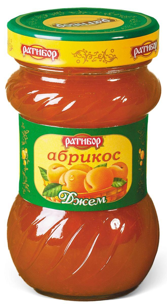 Ратибор джем Абрикос, 360 г0120710Для вас с любовью выращенные абрикосы впитали в себя жар солнца, тепло дождя, прикосновение ветра. Бережно собраны заботливыми руками, превращены в золотистый нектар джема.Кушайте на здоровье!