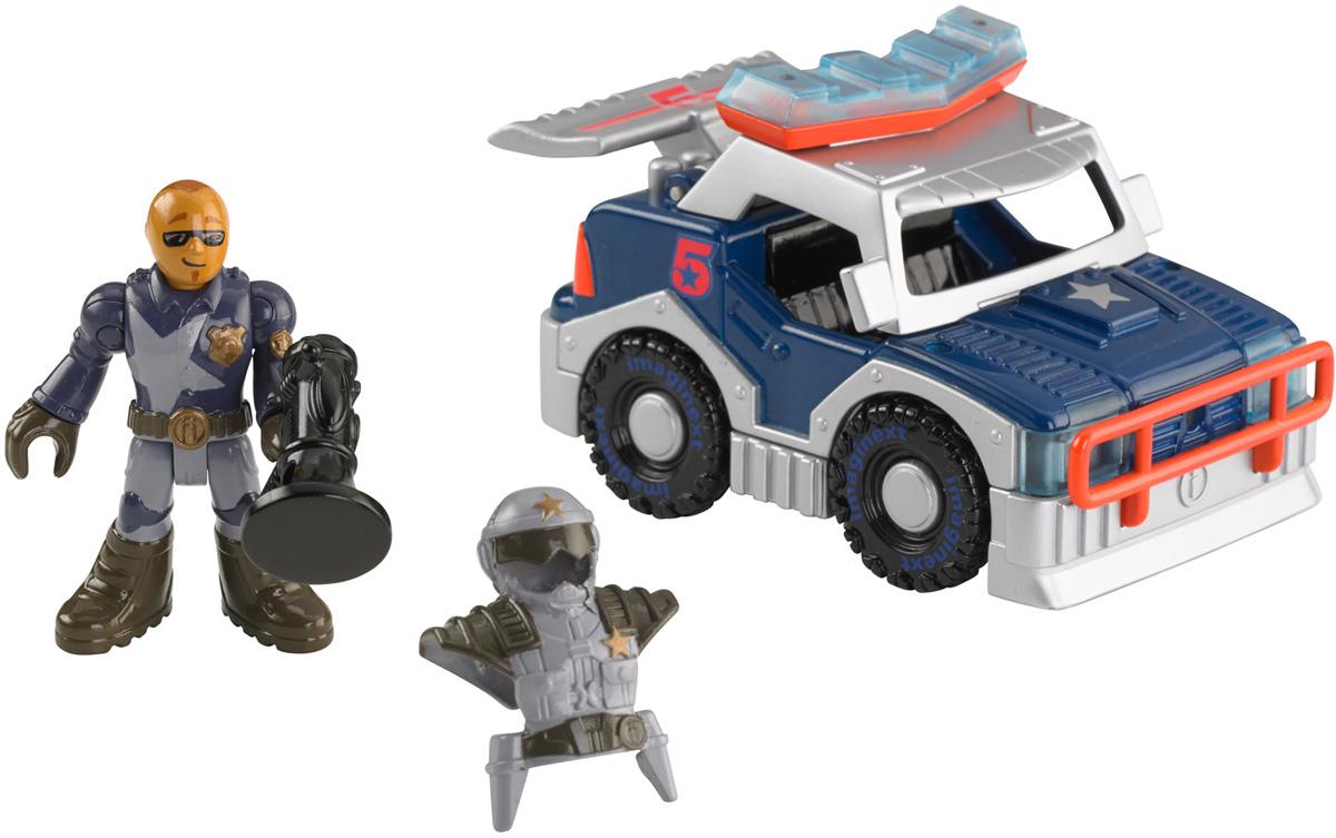 Imaginext Игровой набор Полицейский автомобиль