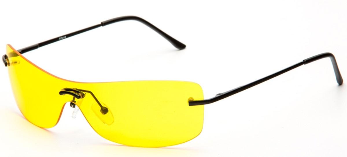SP Glasses AD010 Comfort, Black водительские очкиBM8434-58AEВодительские очки SP Glasses AD010 Comfort подарят комфорт вашим глазам во время езды на автомобиле. Очки значительно улучшат видимость в дороге при непогоде и снижают нагрузку на глаза. Даже длительная дорога в этих очках будет менее утомительной. В них также рекомендуется ездить в вечернее и ночное время, благодаря тому очки повышают контрастность и помогают лучше ориентироваться во время тумана или дождя. При этом они отлично блокируют ультрафиолетовые лучи (UV 400).Размер линзы: 119 мм х 35 ммДлина дужки: 128