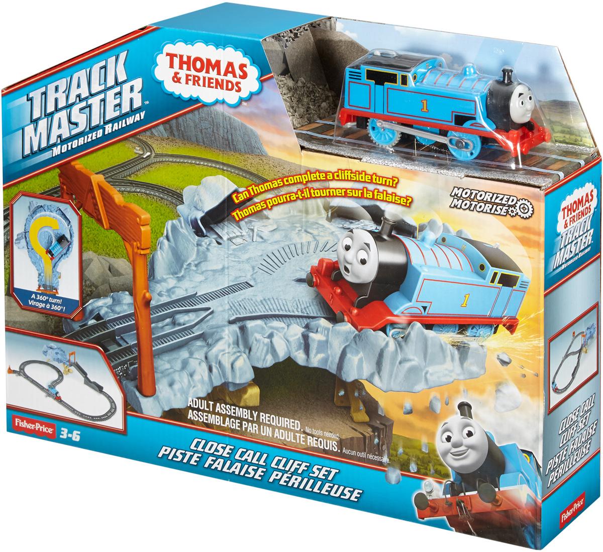 Thomas & Friends Железная дорога Опасный путь
