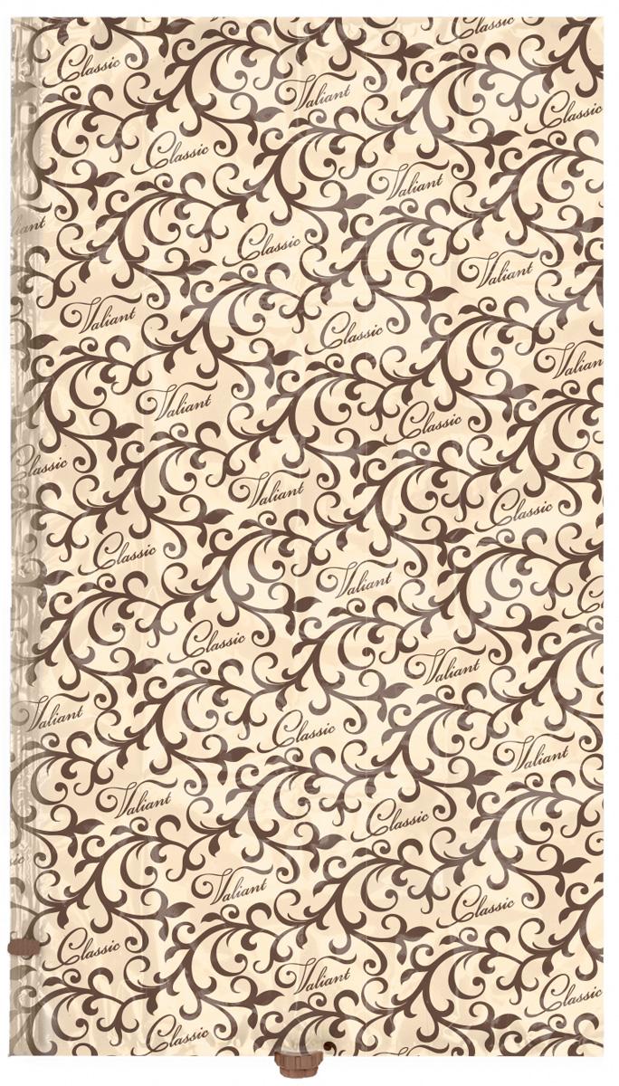 Чехол для вакуумного хранения Valiant Classic, 145 х 70 см1004900000360Чехол для вакуумного хранения Valiant Classic поможет существенно сэкономить место в шкафу. Вещи сжимаются в объеме на 80%, полностью сохраняя свое качество. Хранить их можно в течение целого сезона (осенью и зимой - летний гардероб, летом - зимние свитера, шарфы, теплые одеяла). Чехол также защитит вещи от любых повреждений - влаги, пыли, пятен, плесени, моли и других насекомых, а также от обесцвечивания, запахов и бактерий. Откачать воздух можно любым стандартным пылесосом (отверстие клапана 27 мм) за 30 секунд. Чехол закрывается на замок zip-lock. Не подходит для изделий из меха и кожи.