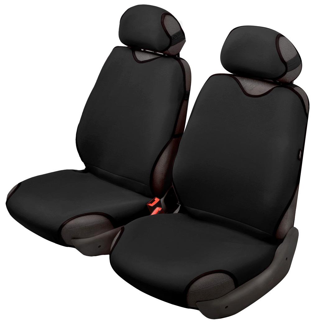 Чехол-майка Azard Sprint, передний комплект, цвет: ЧЕРНЫЙ, 2+2 предметаCA-3505Универсальные чехлы-майки на сидения автомобиля. Классический дизайн.Чехлы надежно прилегают к автокреслам и не собираются в процессе эксплуатации. Применимы в автомобилях с боковыми подушками безопасности (AIR BAG).Материал триплирован огнеупорным поролоном 2 мм, за счет чего чехол приобретает дополнительную мягкость и устойчивость к возгоранию.Авточехлы майки Azard Sprint износоустойчивы и легко стирается в стиральной машине. Рекомендуется стирка в деликатном режиме.