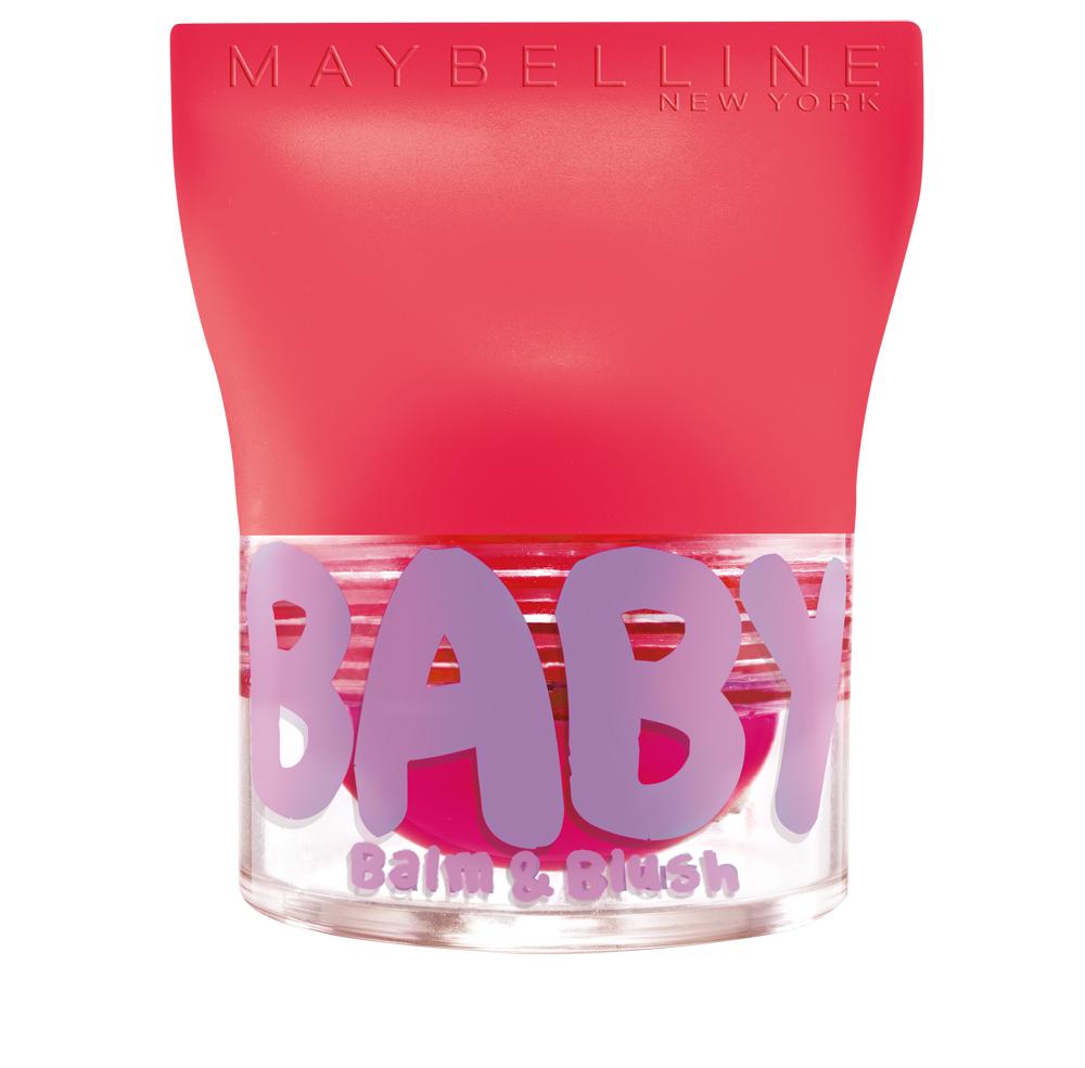 Maybelline New York Бальзам для губ и щек Baby Lips, оттенок 03, малиновый, 35 г5010777139655Новый формат 2 в 1: бальзам для губ + румяна! Оригинальная упаковка-аппликатор, нежные цвета, новые вкусы и уход. Формула включает в себя витамин Е и драгоценные масла, которые защищают от сухости. Подходит для чувствительной кожи.Ты будешь в восторге! BABY LIPS Balm&Blush 03 Малиновый Ярко-розовый цвет и насыщенный ягодный аромат. Нежный уход, мягкий блеск и легкий цвет для твоих губ и щек.