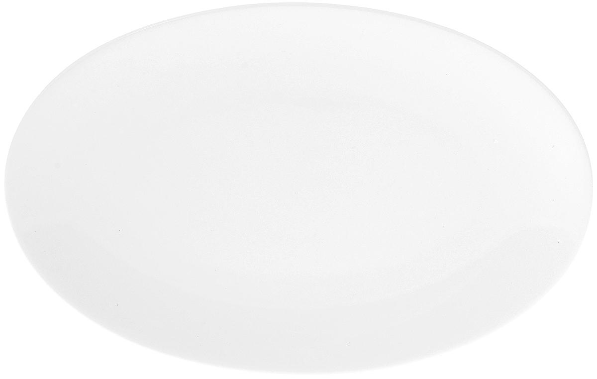 Блюдо Wilmax, 20 х 13,5 см115010Оригинальное блюдо Wilmax, выполненное из высококачественного фарфора, имеет овальную форму. Изделие идеально подойдет для сервировки праздничного или обеденного стола, а также станет отличным подарком к любому празднику.Можно мыть в посудомоечной машине и использовать в микроволновой печи.Размер блюда (по верхнему краю): 20 х 13,5 см.Высота стенки блюда: 2 см.