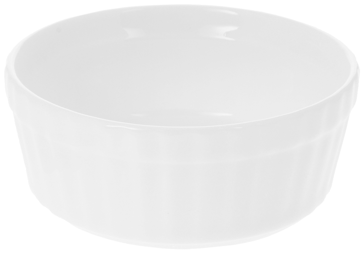 Салатник Wilmax, 140 мл. WL-996054115610Элегантный соусник Wilmax, изготовленный из высококачественного фарфора, оснащен ручкой для удобной переноски.Приятный глазу дизайн и отменное качество соусника будут долго радовать вас.Соусник Wilmax украсит сервировку вашего стола и подчеркнет прекрасный вкус хозяина.Можно мыть в посудомоечной машине и использовать в микроволновой печи.Диаметр соусника (по верхнему краю): 8,5 см.Высота соусника: 3,5 см.