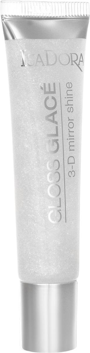 Isa Dora Блеск для губ Gloss Glace 01, 16 мл1617Зеркальный блеск - 3D эффект! Полупрозрачные шикарные оттенки. Придает губам визуальный объем, увлажняет. Не растекается. Большой объем тюбика!