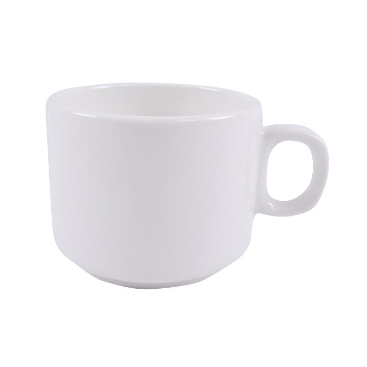 Чашка чайная Ariane Джульет, 140 мл115510Чайная чашка Ariane Джульет выполнена из высококачественного фарфора с глазурованным покрытием. Изделие оснащено удобной ручкой.Уникальный состав сырья, новейшие технологии и контроль качества гарантируют: снижение риска сколов, повышение термической и механической прочности, высокую сопротивляемость шоковым воздействиям, высокую устойчивость к истиранию, устойчивость к царапинам, гладкий и блестящий внешний вид, абсолютную функциональность, относительную безопасность в случае боя, защиту от деформации.Нежнейший дизайн и белоснежность изделия дарят ощущение легкости и безмятежности. Изысканная чашка прекрасно оформит стол к чаепитию и станет его неизменным атрибутом.Можно мыть в посудомоечной машине и использовать в СВЧ без потери внешнего вида.
