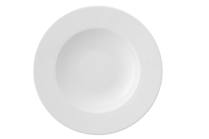 Тарелка Ariane Прайм, диаметр 26 смAPRARN12026Оригинальная тарелка Ariane Прайм изготовлена из высококачественного фарфора с глазурованным покрытием. Изделие круглой формы идеально подходит для сервировки закусок и других блюд. Такая тарелка прекрасно впишется в интерьер вашей кухни и станет достойным дополнением к кухонному инвентарю. Можно мыть в посудомоечной машине и использовать в микроволновой печи. Диаметр тарелки: 26 см.