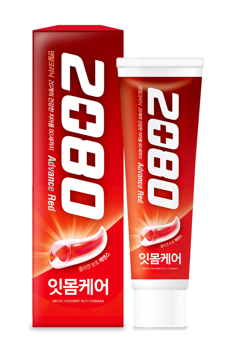 Dental Clinic 2080 Зубная паста Эдванс Уход за деснами 120г