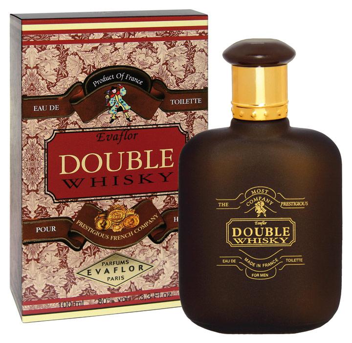 Evaflor Double Whisky. Туалетная вода, 100 млGESS-014Evaflor Double Whisky для мужественных мужчин, предпочитающих крепкие стойкие ароматы. Двойной аккорд: соблазнительный, чувственный с красивым балансом табачных, кожаных и восточных нот.Классификация аромата: древесный. Пирамида аромата:Верхние ноты: бергамот.Ноты сердца: табак, гвоздика. Ноты шлейфа: пачули, амбра, мускус.Ключевые слова:Строгий, насыщенный, мужественный, искренний, элегантный! Характеристики: Объем: 100 мл. Производитель: Франция. Изготовитель: Россия.Туалетная вода - один из самых популярных видов парфюмерной продукции. Туалетная вода содержит 4-10%парфюмерного экстракта. Главные достоинства данного типа продукции заключаются в доступной цене, разнообразии форматов (как правило, 30, 50, 75, 100 мл), удобстве использования (чаще всего - спрей). Идеальна для дневного использования. Товар сертифицирован.