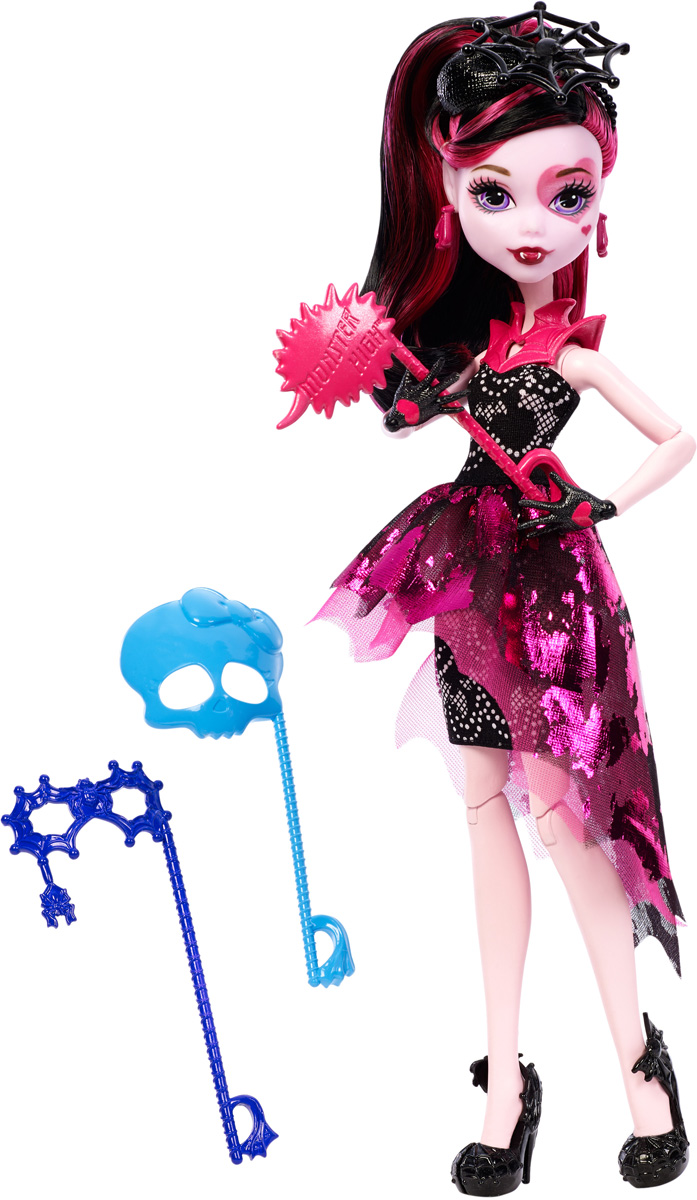 Monster High Кукла Дракулаура Буникальные танцы
