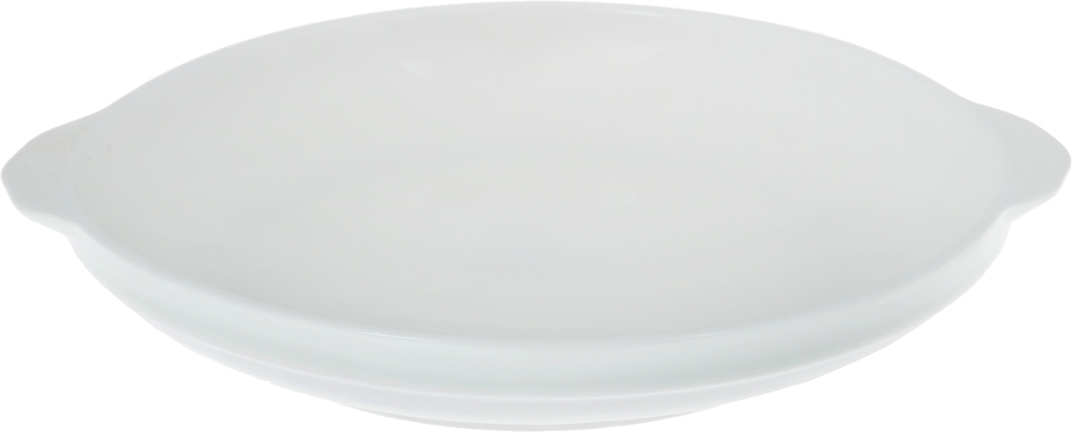 Форма для запекания Wilmax, порционная, диаметр 18 см54 009312Форма для запекания Wilmax выполнена из белого фарфора высокого качества с глазурованным покрытием и оснащена небольшими ручками.Фарфор от Wilmax изготовлен по уникальному рецепту из сплава магния и алюминия, благодаря чему посуда обладает характерной белизной, прочностью и устойчивостью к сколами. Особый состав глазури обеспечивает гладкость и блеск поверхности изделия.Приятный глазу дизайн и отменное качество формы будут долго радовать вас. Можно мыть в посудомоечной машине и использовать в микроволновой печи. Форма пригодна для использования в духовых печах и выдерживает температуру до 300°С.Размер формы (без учета ручек): 18 х 18 х 3 см. Ширина формы (с учетом ручек): 20,7 см.