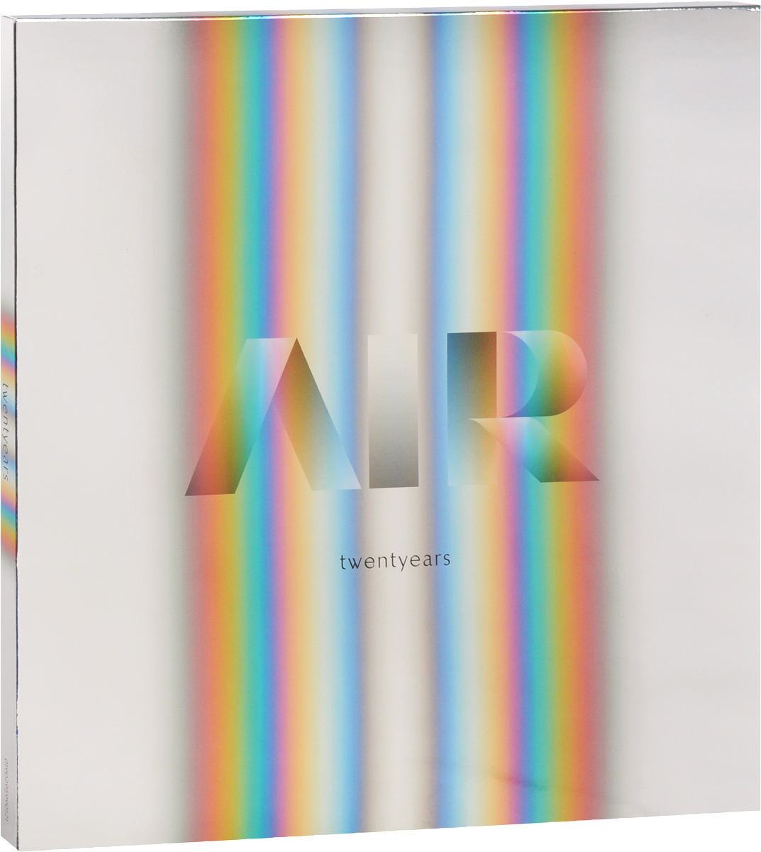 Air Air. Twentyears (2 LP + 3 CD) air air premiers symptomes lp