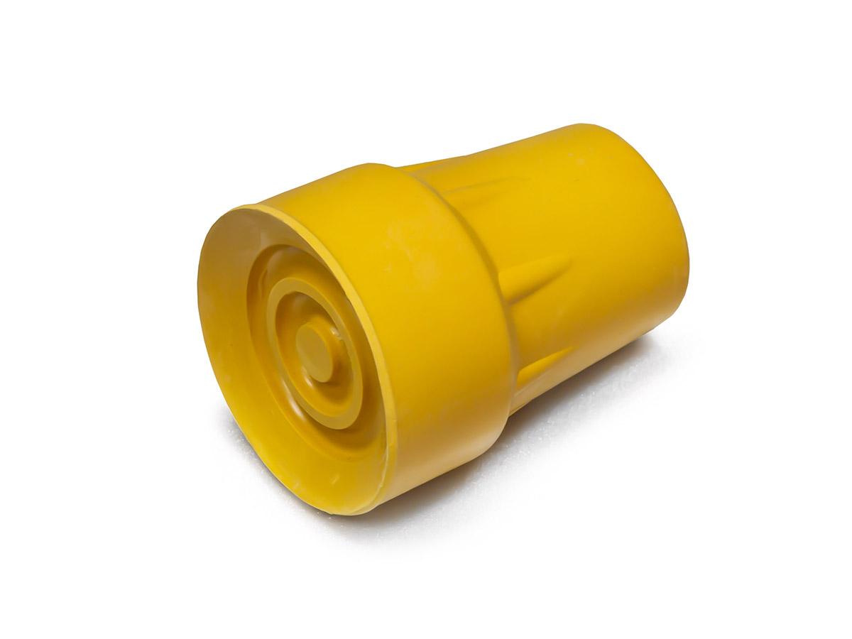 Amrus Наконечник резиновый на костыль, внутр. диам. 20 мм AMСТ83БУ-00000316Характеристики:Внутренний диаметр 20 мм.; Максимальный внешний диаметр 44 мм.; Внутренний металлический вкладыш.Изготовлен из высокопрочной износостойкой резины.