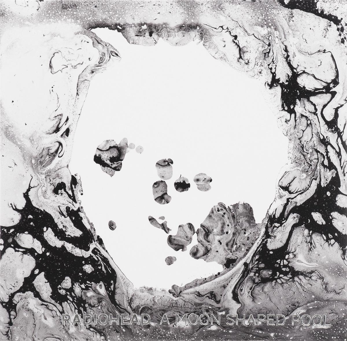 Radiohead Radiohead. A Moon Shaped Pool cd из японии radiohead