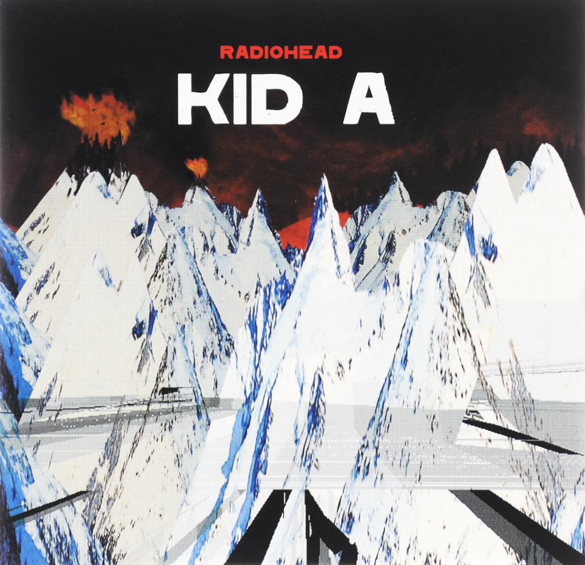 Radiohead Radiohead. Kid A radiohead radiohead the king of limbs