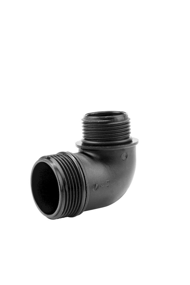 Фитинг Gardena, к погружному насосу 5/4 х 1106-026С помощью фитинга погружные насосы с внутренней резьбой легко соединяются со штуцерами для шлангов.Соединительная резьба: 42 мм (G 5/4) / 33,3 мм (G 1)