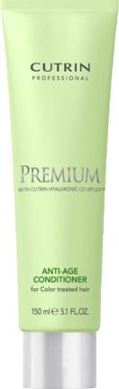 Cutrin Бальзам-кондиционер Премиум-Омоложение для зрелых окрашенных волос Premium Anti-age Conditioner, 150 млMP59.4DНасыщенная интенсивными питательными элементами формула бальзама безупречно подходит для зрелых окрашенных волос. Оказывает заметный кондиционирующий эффект, снимает статическое электричество, облегчает расчесывание. Инновационный комплекс Cutrin Hyaluronic Complex™ на основе гиалуроновой кислоты восстанавливает оптимальный гидробаланс волос и наполняет волосы жизненной силой и сиянием. Фитостволовые клетки яблока возвращают энергию молодости хрупким и тонким зрелым волосам. Протеин пшеницы в комбинации с пантенолом восстанавливает поврежденную структуру волос изнутри, придавая им тонус и эластичность. Миндальное масло оказывает продолжительный питательный и ухаживающие эффект. Содержит УФ-фильтр, препятствующий потускнению цвета.