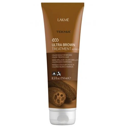 Lakme Средство для поддержания оттенка окрашенных волос Коричневый Treatment, 250 млMP59.4DБлагодаря входящим в состав экстракту какао и керамидному комплексу средство восстанавливает волокно волоса изнутри и защищает волосы , окрашенные в коричневые оттенки, от потери цвета, насыщает их блеском и продлевает интенсивность оттенков.Масло кокоса очищает и смягчает волосы, защищает кутикулы от химического воздействия. Витамин А и масло монои таитянской защищают волосы от внешнего воздействия, увлажняют и восстанавливают все типы волос, делая их блестящими и шелковистыми.Средство для поддержания оттенка окрашенных волос «Коричневый» Lakme Teknia Ultra Brown Treatment содержит WAA™ – комплекс растительных аминокислот, ухаживающий за волосами и оказывающий глубокое воздействие изнутри.