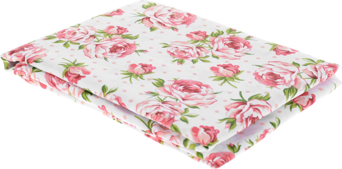 Скатерть Primavelle Розы, прямоугольная, 150x 220 см1со6456Прямоугольная жаккардовая скатерть Primavelle Розы изготовлена из высококачественного полиэстера и оформлена нежным цветочным рисунком. Скатерть идеально защищает стол от влаги и загрязнений, а также служит прекрасным предметом праздничной сервировки. Скатерть Primavelle Розы послужит прекрасным украшением стола, эффектно дополнит интерьер и принесет в ваш дом тепло и уют.