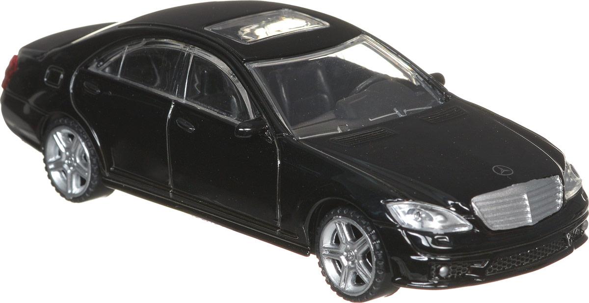Rastar Модель автомобиля Mercedes-Benz S63 AMG цвет черный