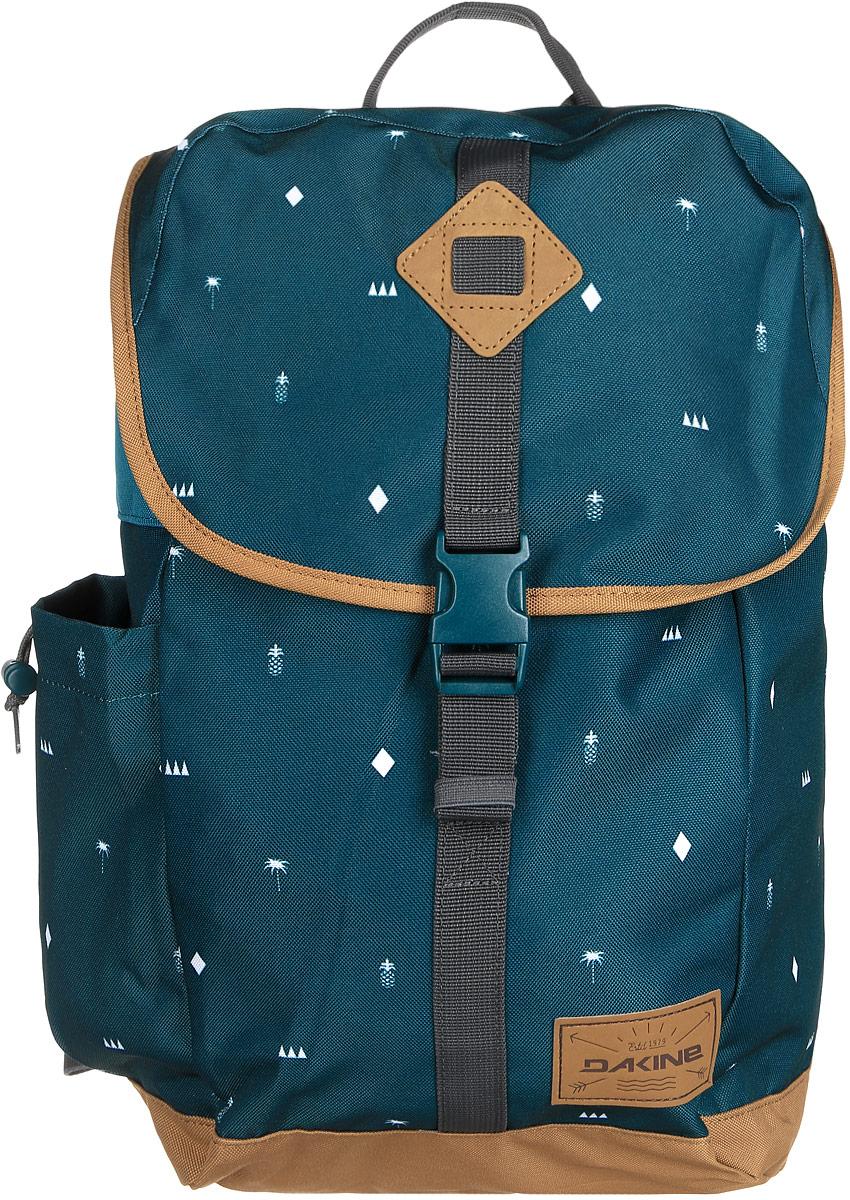 Рюкзак Dakine DK RANGE 24L PALMAPPLE. 1000042400116615 10000424Городской однообъемный рюкзак. С карманом для ноутбука ( до 15) внутри и карманом для iPad.