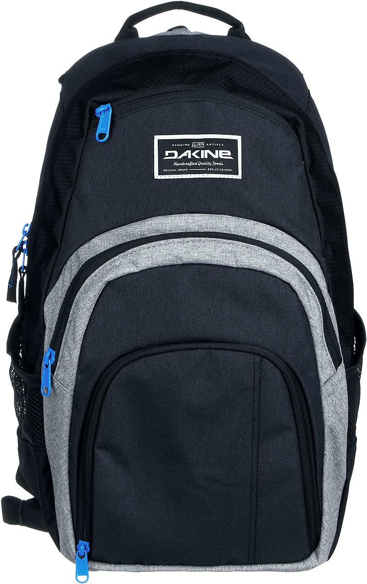 Рюкзак Dakine DK CAMPUS 25L TABOR. 08130056RivaCase 8460 aquamarineГородской рюкзак с отделением для ноутбука ( до 14). Карман-органайзер, карман-термос, карман-сетка снаружи. Карман для очков из мягкого флиса.