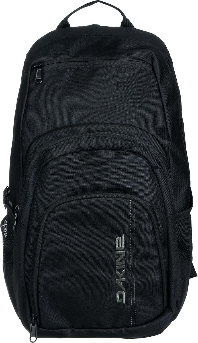 Рюкзак Dakine W16 DK CAMPUS 25L BLACK. 813005600108321 8130056Городской рюкзак с отделением для ноутбука ( до 14). Карман-органайзер, карман-термос, карман-сетка снаружи. Карман для очков из мягкого флиса.