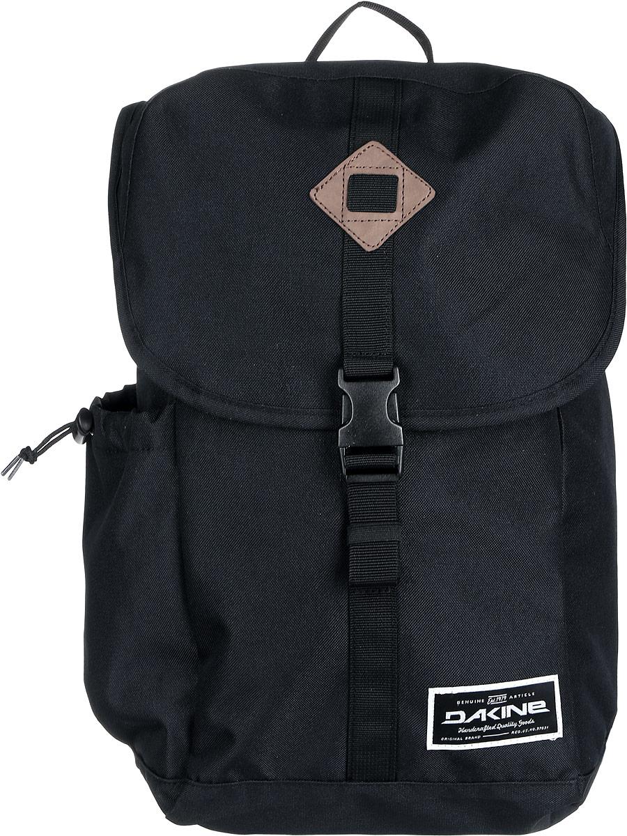 Рюкзак Dakine DK RANGE 24L BLACK. 10000424RD-622-4/4Городской однообъемный рюкзак. С карманом для ноутбука ( до 15) внутри и карманом для iPad.