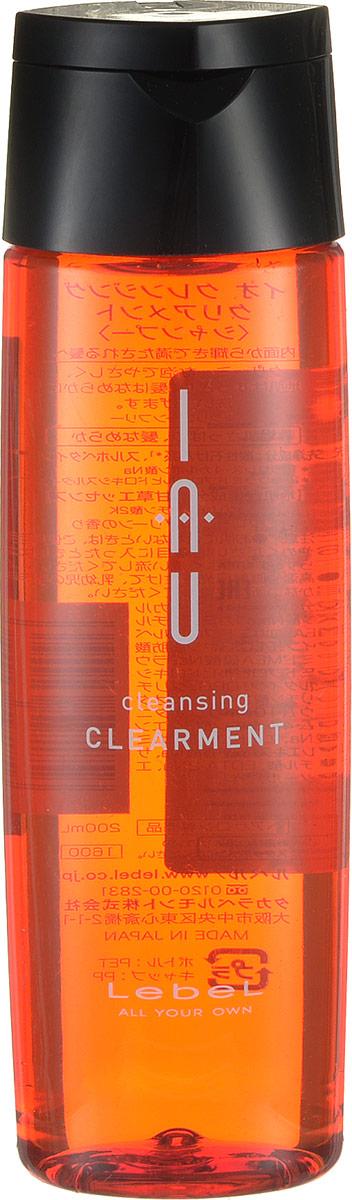 Lebel IAU Освежающий аромашампунь для нормальной кожи Cleansing Clearment 200 млFS-00897Освежающий аромашампунь для нормальной кожи Lebel IAU Cleansing Clearment:Аминокислотная моющая основа бережно и эффективно очищает кожу головы и волосы.Обладает противовоспалительным и ранозаживляющим действием. Компоненты ухода придают волосам гладкость и эластичность. SPF 10. Активные ингредиенты: экстракт корня солодки, экстракт ромашки.