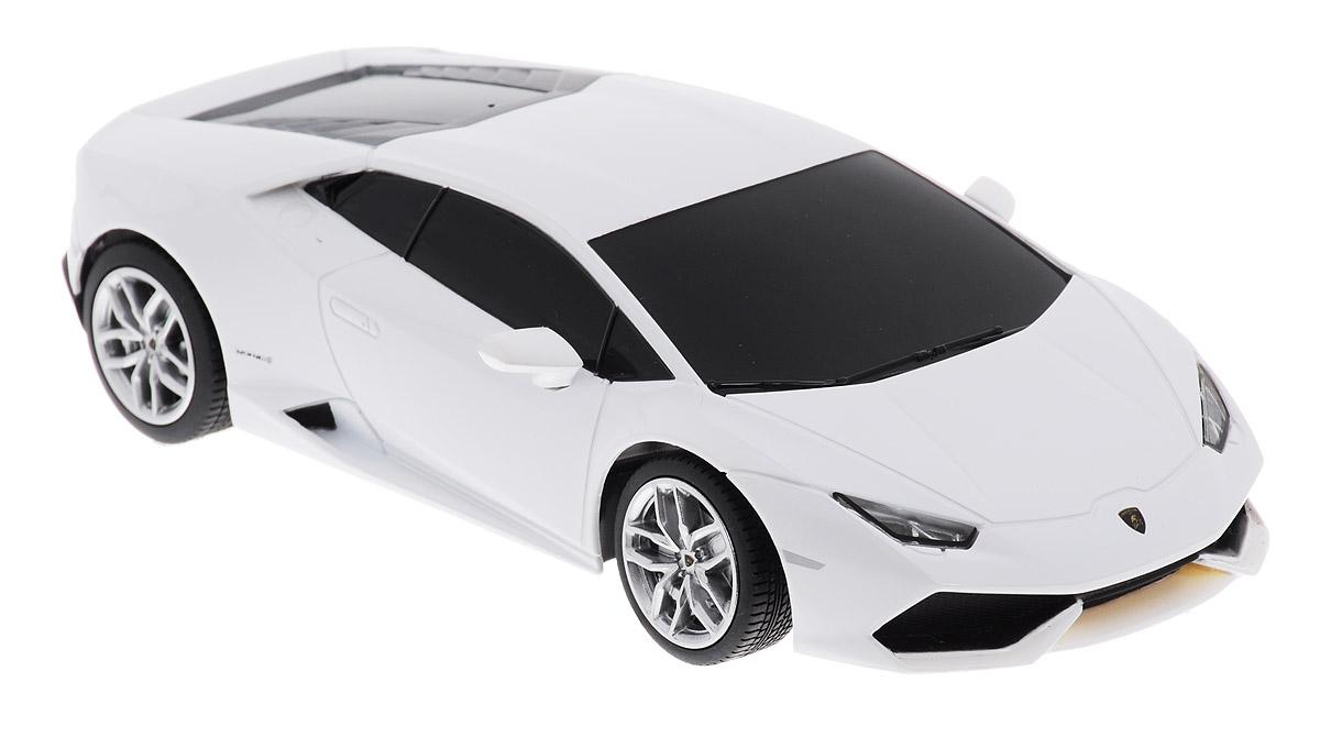Rastar Радиоуправляемая модель Lamborghini Huracan LP 610-4 цвет белый