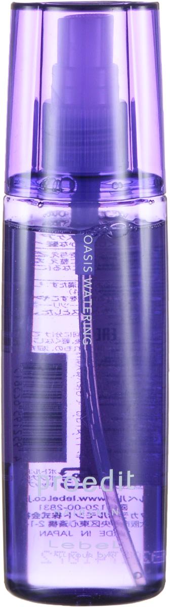 Lebel Proedit Увлажняющий лосьон Оазис Hairskin Oasis Watering 120 гFS-00897Насыщает кожу головы и волосы живительной влагой. В основе лосьона лежит компонент Lipidure, способность которого сохранять влагу, превосходит возможности гиалуроновой кислоты. Lipidure обладает сильным увлажняющим действием и свободной растворимостью в воде. Он глубоко проникает в кожу головы и волосы, сохраняя здоровый гидролипидный баланс.Увлажняющий лосьон «Оазис» Lebel Proedit Hairskin имеет приятный холодящий, бодрящий аромат. В состав входит: Бергамот - помогает справиться с депрессией и беспокойством, поднимает настроение. Мандарин - улучшает настроение, радует. Зеленый чай - освежающий, легкий аромат. Лемонграсс - поднимает настроение, бодрит. Чабрец (тимьян) - аромат, наполняющий энергией.