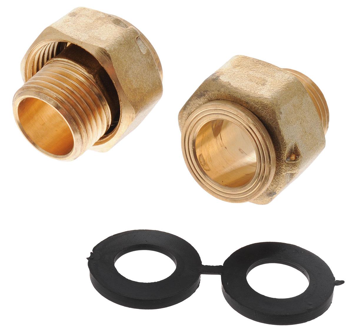 Штуцер для счетчика воды с накидной гайкой 1/2 JifИС.071229Штуцер для счетчика воды с накидной гайкой 1/2 предназначен для подключения счетчика в водопроводную систему. Диаметр: 1/2 (15 мм).Резьбовые фитинги JIF предназначены для создания простых и надежных разъемных соединений на трубопроводах, как холодного и горячего водоснабжения, так и отопления. Допускается применение резьбовых фитингов JIF не только в трубопроводах, выполненных из стали, но и в системах из меди, металлополимера и любых других материалов. Все резьбовые фитинги JIF произведены из латуни CW 617N / ЛС 59-2 по единой технологии с соблюдением требований международных стандартов. За всей продукцией осуществляется постоянный контроль в течение всего технологического процесса.Нормативный срок службы: 30 лет.Максимальная рабочая температура: +200°С.Максимальное рабочее давление: 40 бар (1/2, 3/4, 1), 25 бар (1 1/4, 1 1/2, 2).Диаметр: 1/2 (15 мм).Вес, кг: 0,131.Родина бренда: Китай.