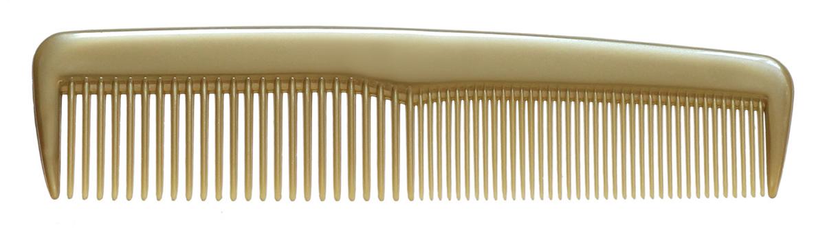 Clarette Расческа для волос карманная, цвет: оливковый