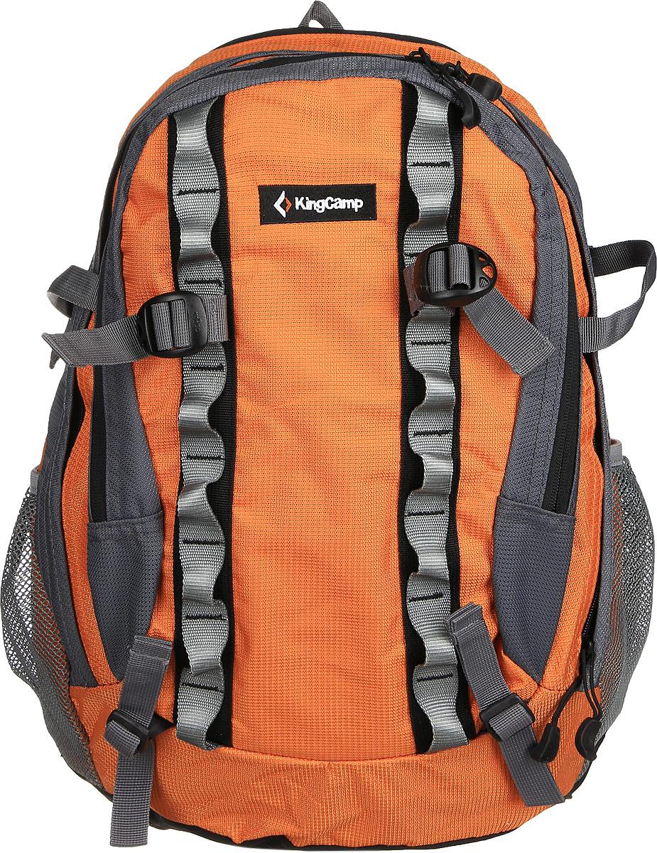 Рюкзак городской KingCamp ORIOLES 35л; цвет желтый рюкзак городской kingcamp royals 30l цвет черный