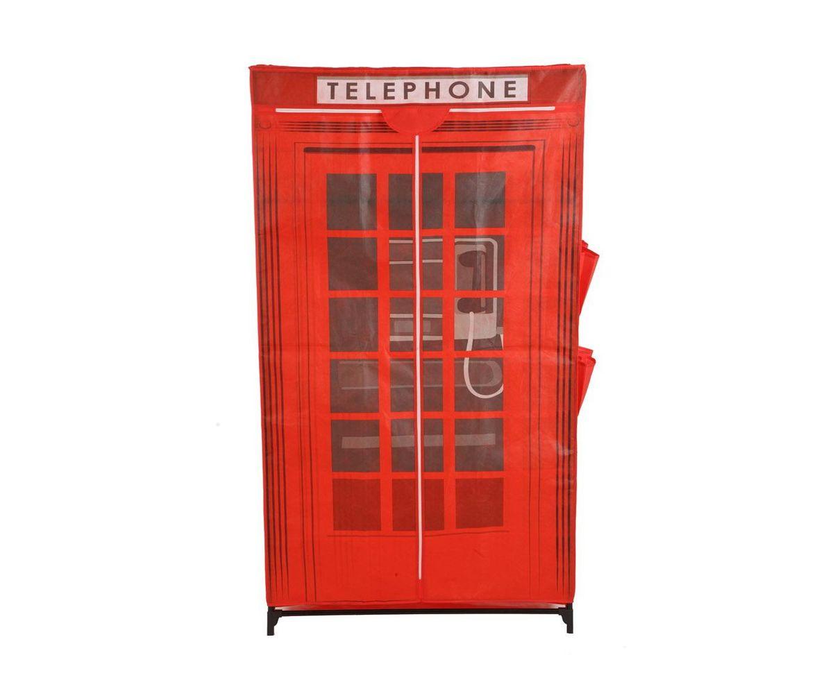 Гардероб для хранения одежды HomeMaster, цвет: красный, 87 x 46 x 156 смW307-4Складной гардероб из ткани HomeMaster - это гениальное и практичное изобретение. Он поможет при переезде или в те моменты, когда к вам приезжают гости, или просто скопилось много одежды, например при смене сезонов. Гардероб имеет несколько секций с полками и вешалкой для одежды, легко складывается и очень компактно хранится, а вес составляет всего несколько килограмм. Замки-молнии на корпусе обеспечат независимый доступ к любой из секций. Его современный и стильный дизайн оформленный фото коллажем впишется в любой интерьер. Внимание! Нестандартная сборка. Верхняя часть шкафа собирается при одетом тканевом покрытии. При сборке используйте инструкцию. Все компоненты должны быть максимально сильно зафиксированы. Тканевое покрытие сшито максимально точно по размерам шкафа.
